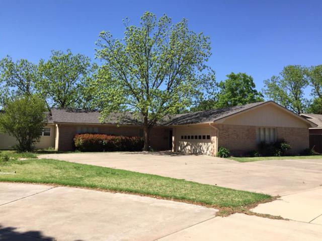 3824 64th Drive, Lubbock, TX 79413 (MLS #201903993) :: McDougal Realtors