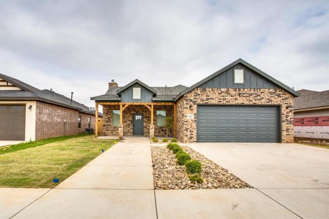 6962 22nd Place, Lubbock, TX 79407 (MLS #201903996) :: McDougal Realtors