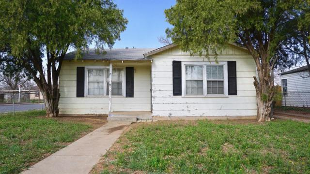 101 N Uvalde Avenue, Lubbock, TX 79415 (MLS #201904022) :: McDougal Realtors