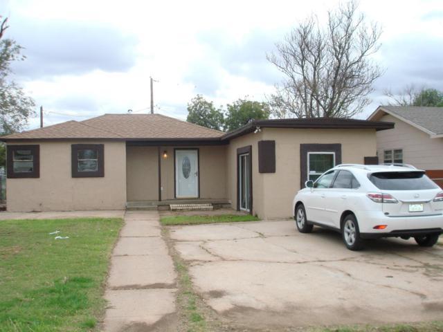 503 55th Street, Lubbock, TX 79404 (MLS #201904096) :: McDougal Realtors