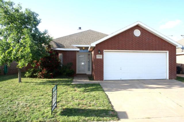 6504 89th Street, Lubbock, TX 79424 (MLS #201904200) :: McDougal Realtors