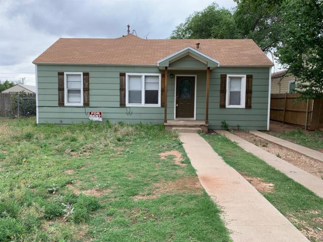 118 Uvalde Avenue, Lubbock, TX 79415 (MLS #201904223) :: McDougal Realtors