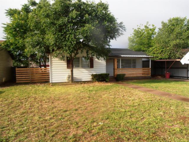 3509 33rd Street, Lubbock, TX 79410 (MLS #201904241) :: McDougal Realtors