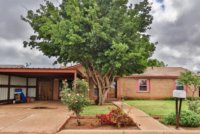 619 S Durham Avenue, Crosbyton, TX 79322 (MLS #201904279) :: Lyons Realty