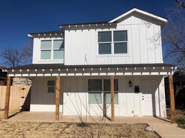 1920 16th Street, Lubbock, TX 79401 (MLS #201904295) :: McDougal Realtors