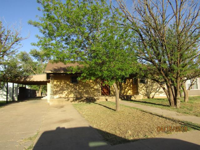 1511 Ave E, Levelland, TX 79336 (MLS #201904303) :: Lyons Realty