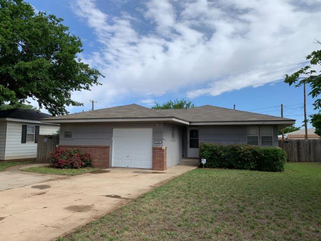 5104 42nd Street, Lubbock, TX 79414 (MLS #201904321) :: McDougal Realtors