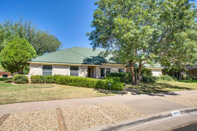 4806 2nd Street, Lubbock, TX 79416 (MLS #201904338) :: McDougal Realtors