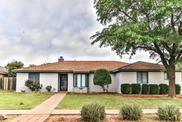 5402 89th Street, Lubbock, TX 79424 (MLS #201904378) :: McDougal Realtors