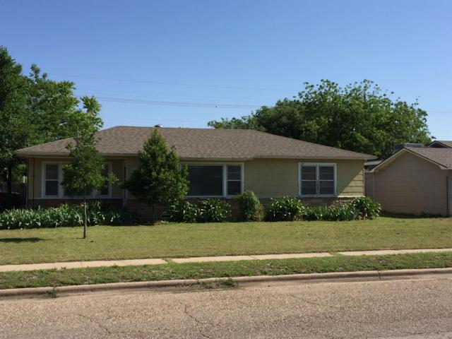 3820 32nd Street, Lubbock, TX 79410 (MLS #201904404) :: Lyons Realty