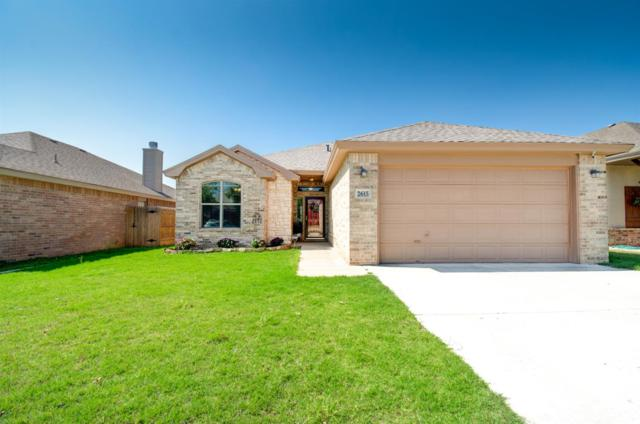 2615 112th Street, Lubbock, TX 79423 (MLS #201904405) :: McDougal Realtors