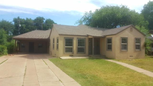 3114 30th Street, Lubbock, TX 79410 (MLS #201904419) :: Lyons Realty