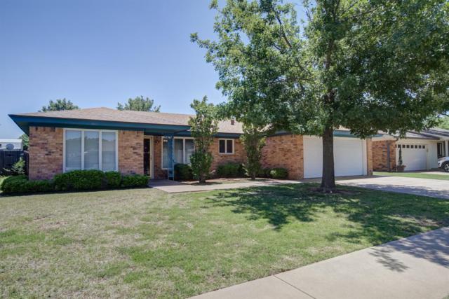 5301 92nd Street, Lubbock, TX 79424 (MLS #201904421) :: McDougal Realtors