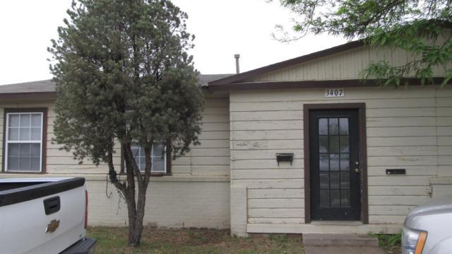 3407-C Quaker Avenue, Lubbock, TX 79413 (MLS #201904577) :: McDougal Realtors