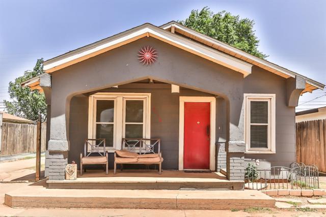 2116 35th Street, Lubbock, TX 79412 (MLS #201904603) :: McDougal Realtors