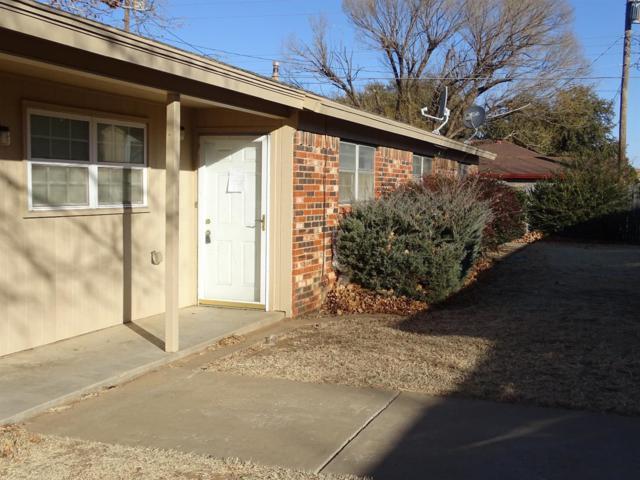 4818-B 66th, Lubbock, TX 79414 (MLS #201904621) :: McDougal Realtors