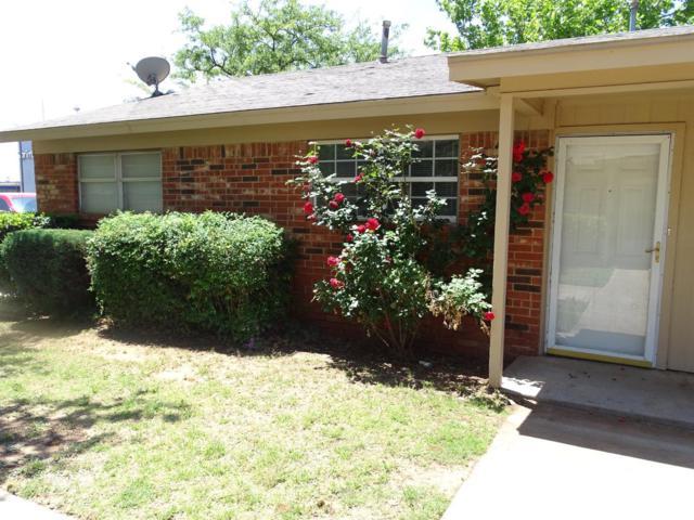 4818-A 66th, Lubbock, TX 79414 (MLS #201904622) :: McDougal Realtors