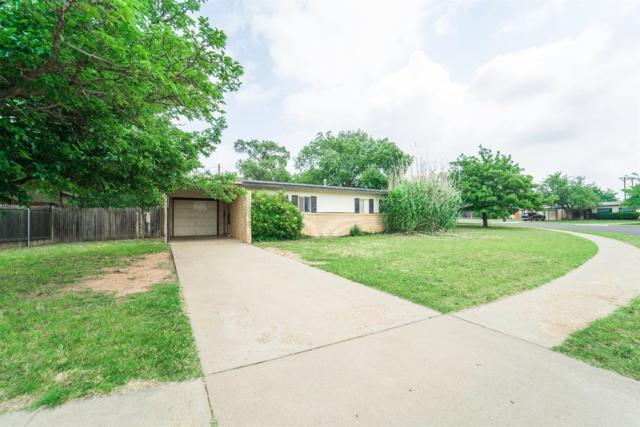 4306 61st Street, Lubbock, TX 79413 (MLS #201904716) :: McDougal Realtors