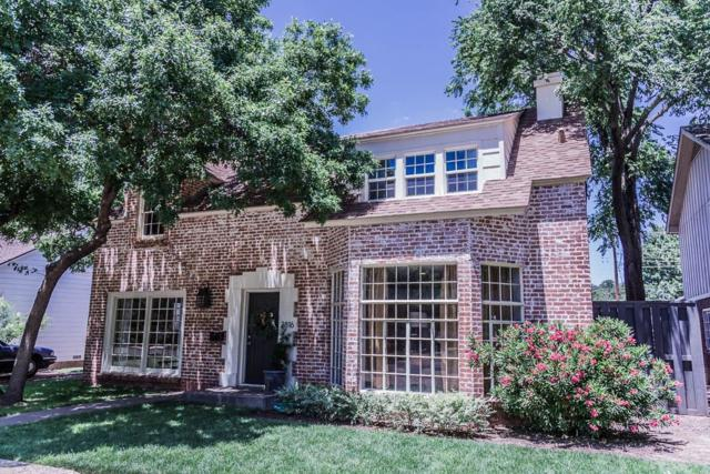 2816 24th Street, Lubbock, TX 79410 (MLS #201904915) :: Stacey Rogers Real Estate Group at Keller Williams Realty