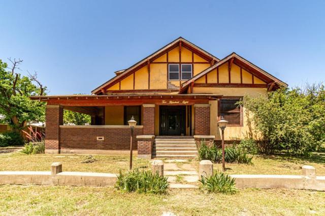 208 S Farmer Street, Crosbyton, TX 79322 (MLS #201904947) :: Lyons Realty