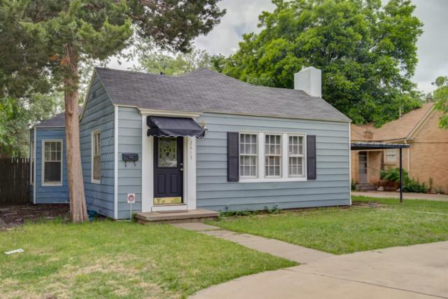 2615 23rd Street, Lubbock, TX 79410 (MLS #201905097) :: Stacey Rogers Real Estate Group at Keller Williams Realty