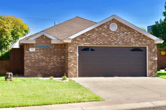 717 9th Street, Wolfforth, TX 79382 (MLS #201905238) :: Lyons Realty