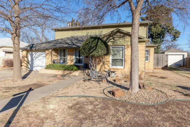 2506 32nd Street, Lubbock, TX 79410 (MLS #201905255) :: Stacey Rogers Real Estate Group at Keller Williams Realty