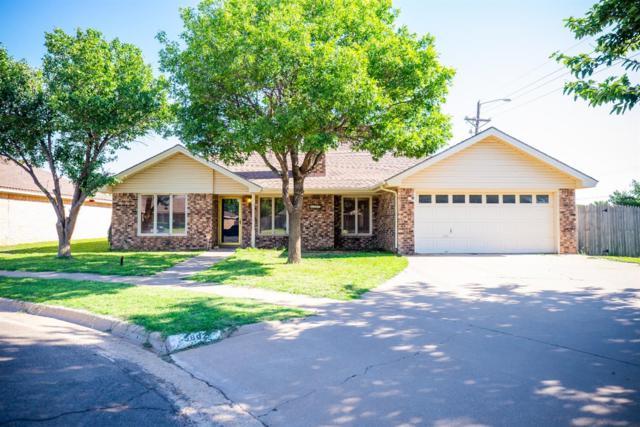 5802 Duke Street, Lubbock, TX 79416 (MLS #201905314) :: Blu Realty