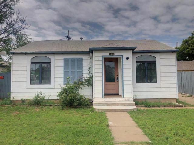 1307 33rd Street, Lubbock, TX 79411 (MLS #201905439) :: Stacey Rogers Real Estate Group at Keller Williams Realty