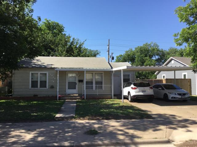 3009 30th Street, Lubbock, TX 79410 (MLS #201905526) :: Stacey Rogers Real Estate Group at Keller Williams Realty