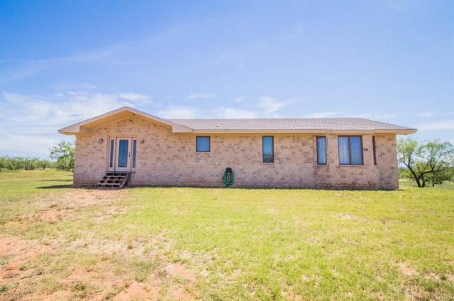 715 Fagan Road, Snyder, TX 79459 (MLS #201905546) :: McDougal Realtors