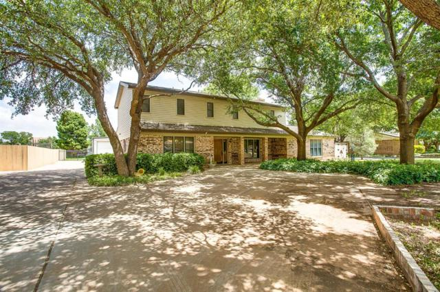6610 1st Street, Lubbock, TX 79416 (MLS #201905560) :: Stacey Rogers Real Estate Group at Keller Williams Realty
