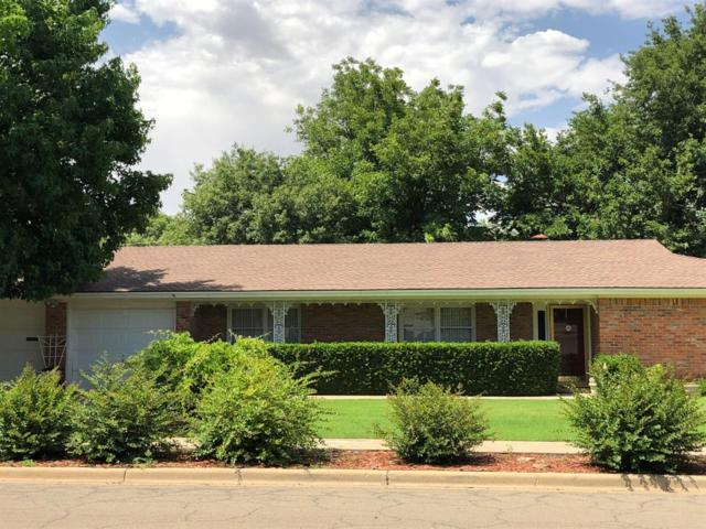 3008 68th Street, Lubbock, TX 79413 (MLS #201905659) :: Stacey Rogers Real Estate Group at Keller Williams Realty