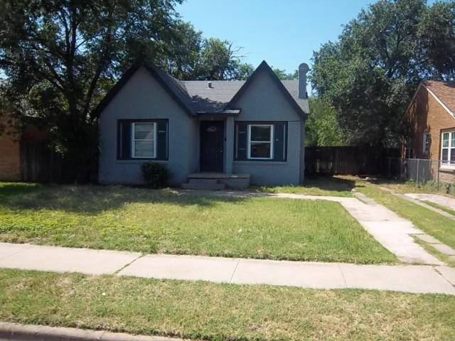 1903 26th Street, Lubbock, TX 79411 (MLS #201905830) :: Lyons Realty