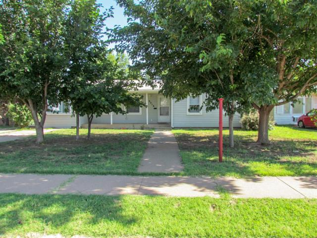 3516 33rd Street, Lubbock, TX 79410 (MLS #201905964) :: Stacey Rogers Real Estate Group at Keller Williams Realty