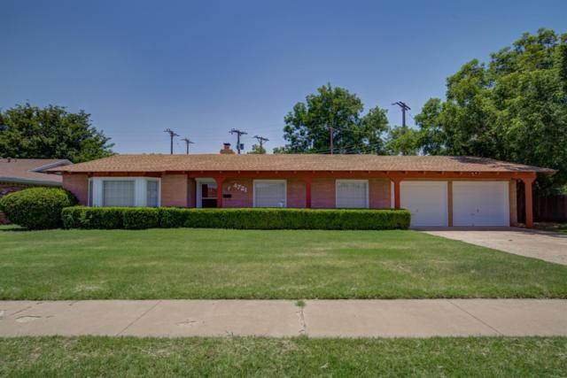 4721 27th Street, Lubbock, TX 79410 (MLS #201906003) :: Stacey Rogers Real Estate Group at Keller Williams Realty