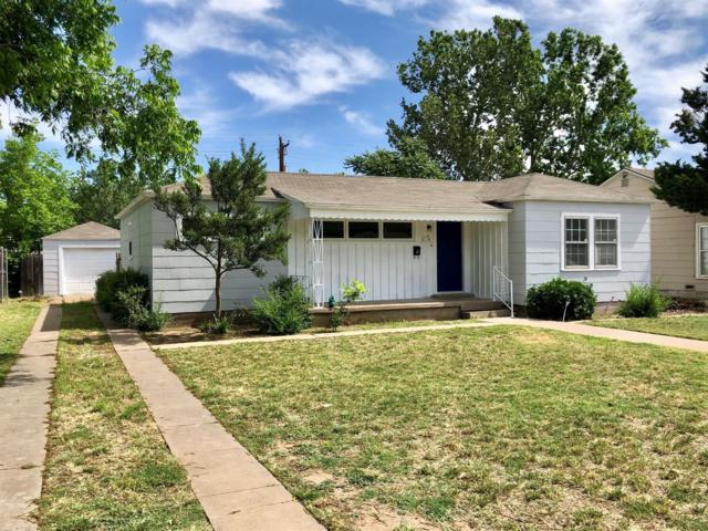 2614 31st Street, Lubbock, TX 79410 (MLS #201906071) :: Stacey Rogers Real Estate Group at Keller Williams Realty