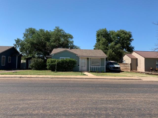 118 Hickory Street, Levelland, TX 79336 (MLS #201906114) :: McDougal Realtors