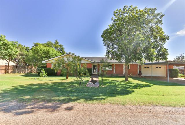 105 Walnut, Ropesville, TX 79358 (MLS #201906199) :: Stacey Rogers Real Estate Group at Keller Williams Realty