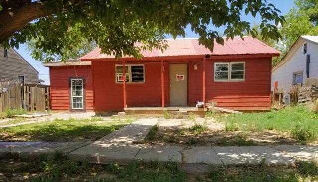 1615 Grant Street, Levelland, TX 79336 (MLS #201906326) :: McDougal Realtors