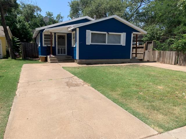 2115 29th Street, Lubbock, TX 79411 (MLS #201906349) :: McDougal Realtors