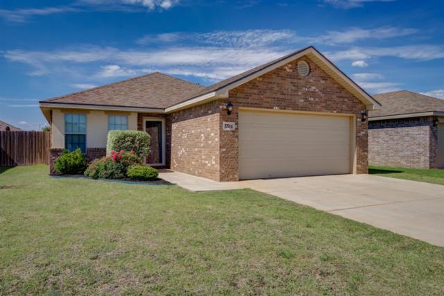 5514 110th Street, Lubbock, TX 79424 (MLS #201906484) :: Blu Realty