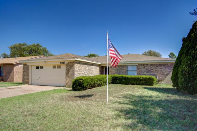 5918 16th Street, Lubbock, TX 79416 (MLS #201906518) :: Stacey Rogers Real Estate Group at Keller Williams Realty