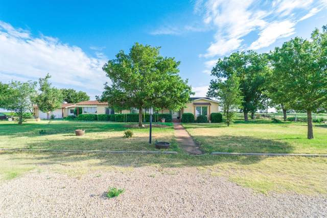 6341 E Farm Road 597, Anton, TX 79313 (MLS #201906524) :: Stacey Rogers Real Estate Group at Keller Williams Realty