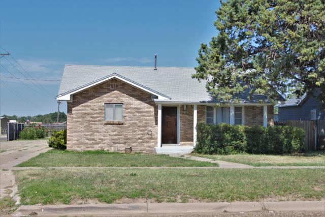 1218 Ave D, Levelland, TX 79336 (MLS #201906525) :: Lyons Realty