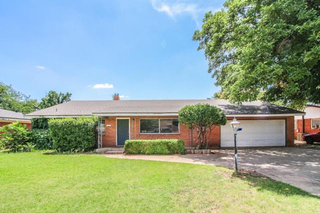 2207 59th Street, Lubbock, TX 79412 (MLS #201906534) :: McDougal Realtors