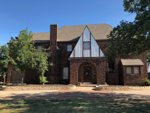 711 W 7th Street, Post, TX 79356 (MLS #201906546) :: The Lindsey Bartley Team
