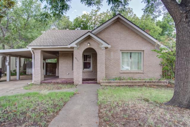 2511 26th Street, Lubbock, TX 79410 (MLS #201906568) :: McDougal Realtors