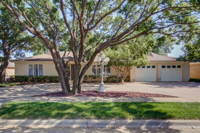 5407 88th Street, Lubbock, TX 79424 (MLS #201906575) :: McDougal Realtors