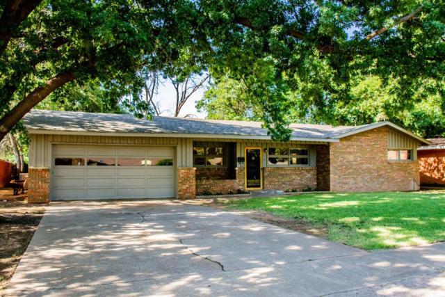 2718 55th Street, Lubbock, TX 79413 (MLS #201906581) :: Lyons Realty